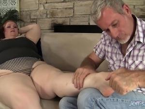 redhead porn anal