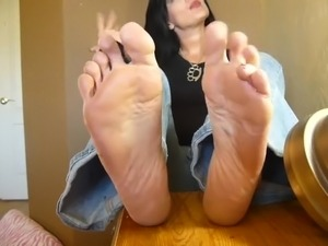 free video foot sex