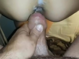 real amateur painful anal