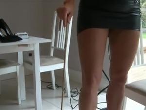 miss dita makes sissies suck video