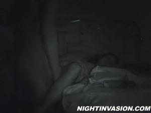 cum in pussy sleeping