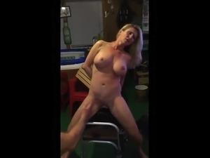 girls riding sybian sex machine