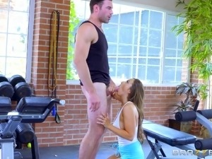 gym girls sex