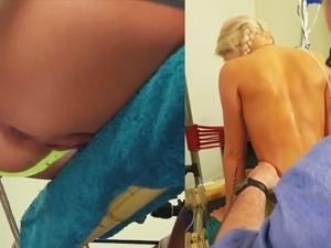 wife enema free video