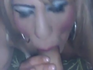 Tyra misoux cum in mouth