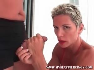 pierced nipples lesbian