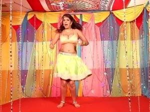 asian sexy dance video