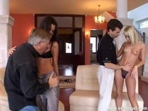 hard core group sex movies