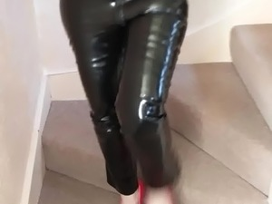 latex tits sex tube