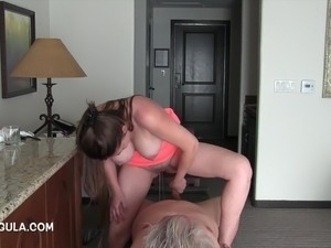 Hot bottom spanking butt bare