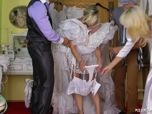 lingerie beautiful brides wife xxx