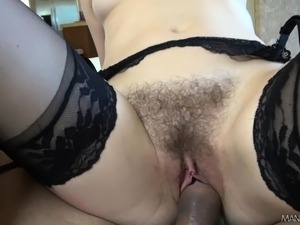 Stockings sex movie