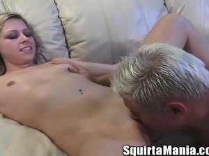 girls squirting pussy cream