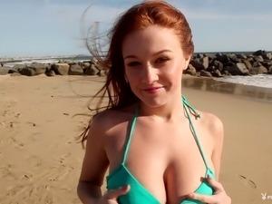 sexy costa rica girls at beach