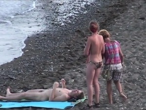 pics of naked beaches
