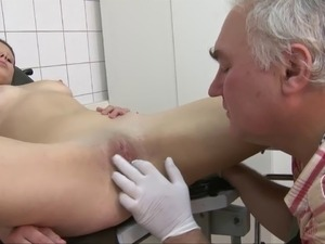 Nude doctor sex