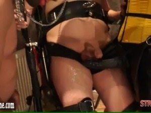 Lesbian domination porn