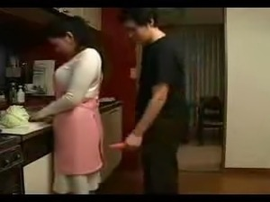 japanese fuck on kitchen table