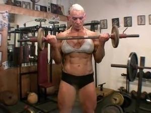 lesbian gym sex