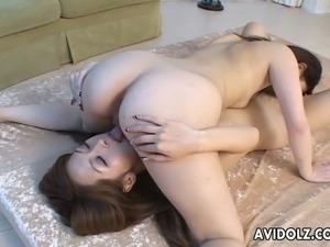 japanese massage lesbian orgasm