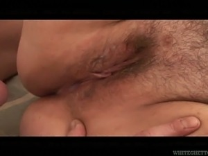 clean my sperm filled pussy