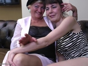 lesbian amateur mature interracial