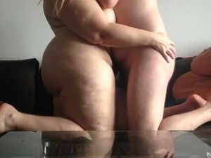 fat bitch double dicked