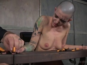 young virgins tortured