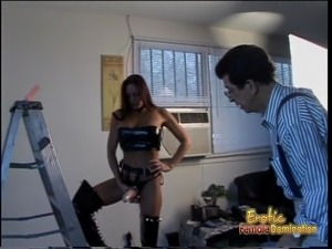 free domination shemale movies
