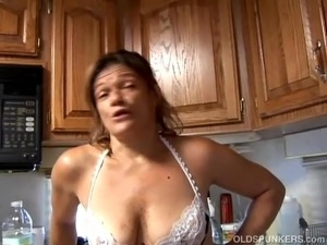 wife sexy lingerie