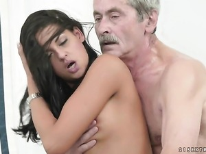 grandpa s dick in chicks