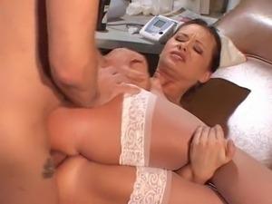 girl nurse fantasy fuck