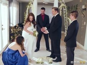 sex with bride videos