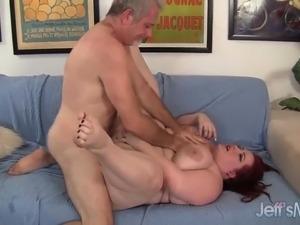 pornstar flame redhead anal