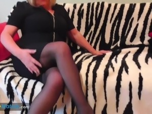 girl solo orgasm toying