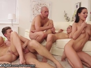 pussy porn hardcore orgy