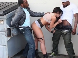 Hot ass getting fucked
