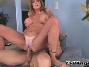 Fake black tits