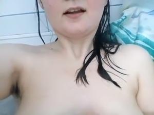 Hairy armpits and pussy