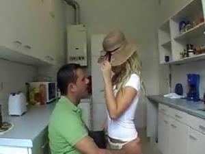 asian strip nude video kitchen