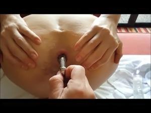biggest butt plug video