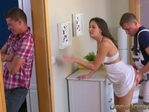 plumbers butt girls