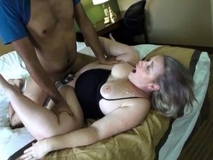 big black cockin my wifes pussy