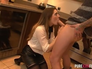 free xxx kitchen sex
