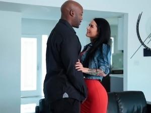 black girl with big cocks