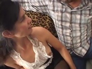 maid caught in sex threesome