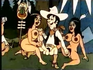 dick moms ass cartoons