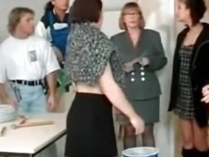 hardcore lesbian gangbang discipline
