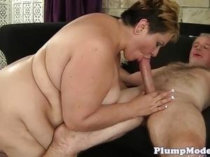 mature bbw housewife interracial