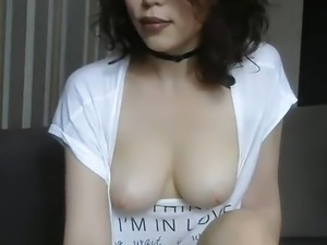 video man eating her pussy